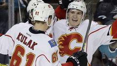 Flames Ice Chips: Monahan, Tkachuk return to lineup