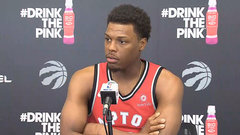 Lowry: 'We have an opportunity to be a special group'