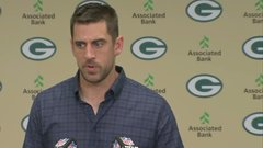 Rodgers says Packers all about 'unity'