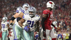 NFL: Cowboys 28, Cardinals 17
