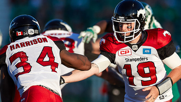 Huddle Up: Which Stamps team is better?