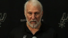 Popovich: 'Our country is an embarrassment'