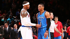 Westbrook a big reason Melo wanted to go to OKC