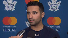 Kadri: Having a political opinion in the locker room is a 'slippery slope'