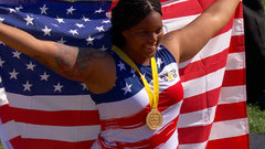 Morris wins first gold in discus at Invictus Games