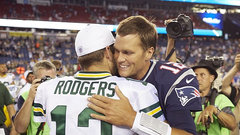 More impressive comeback: Brady or Rodgers?