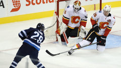 NHL: Flames 2, Jets 5