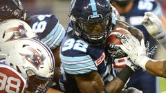 CFL Wired: Week 14 - Argos down Als to win back-to-back games for the first time