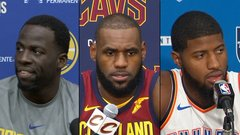 NBA stars discuss 'powerful' stance players are taking