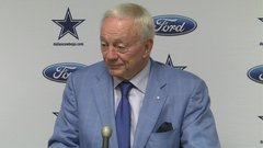 Jones proud of Cowboys' statement of 'unity and equality'