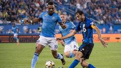 MLS: New York City FC 1, Impact 0