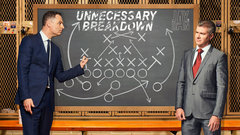 Unnecessary Breakdown: Rodgers' plumbing skills