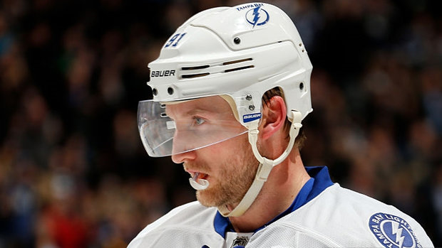 Stamkos 'getting better and better everyday'