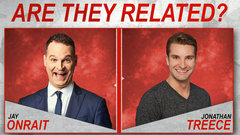 Are They Related?: Jay Onrait and Jonathan Treece
