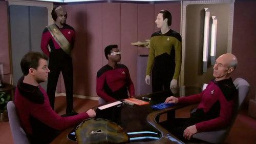 Crave - Star Trek: The Next Generation