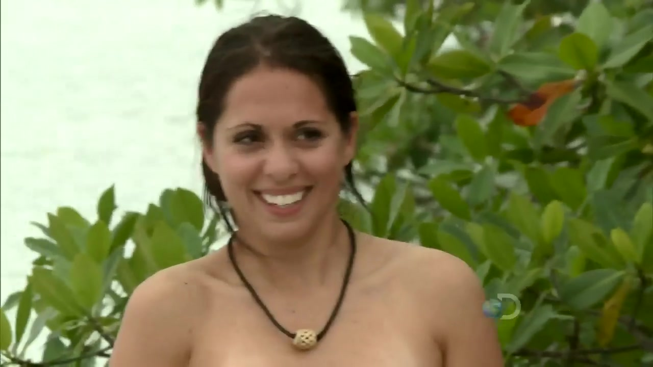 Unsecured women on naked and afraid