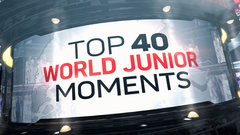 Top 40 World Junior Moments: #13