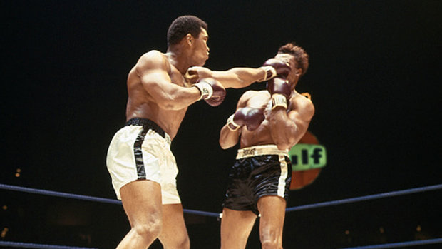 What Muhammad Ali stood for