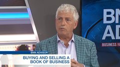 Buying a billion-dollar book of business