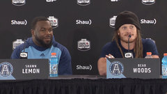 Argos' defence knows the challenges Messam brings