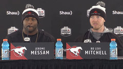 Bo Levi and Messam reflect on game-deciding play from last year