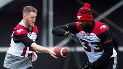 Speaking from experience, Burris knows critics are motivating Messam