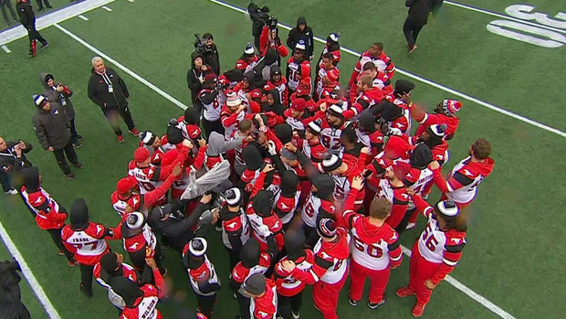 Stampeders 'business like' in final preparations for 105th Grey Cup
