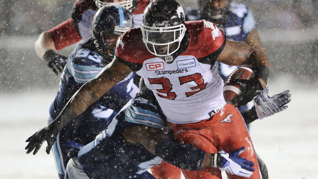 GMC Professional Grade Playbook: Analyzing the first half of the 105th Grey Cup