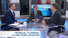 Financial planning with AI and robo advisors