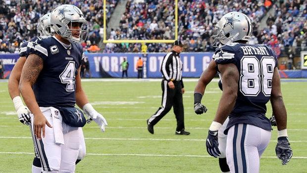 NFL: Cowboys 30, Giants 10