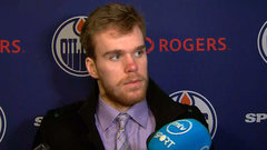 McDavid seeks 'redemption' in second NHL homecoming game