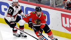 NHL: Coyotes 1, Blackhawks 3