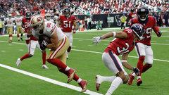 NFL: 49ers 26, Texans 16