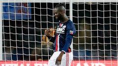 Whitecaps acquire star striker Kamara in trade with Revolution