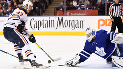 NHL: Oilers 0, Maple Leafs 1