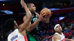NBA: Celtics 91, Pistons 81