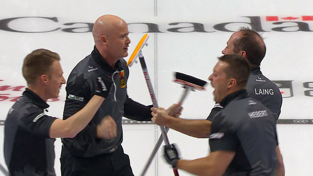 Must See: Koe's draw sends them to the Olympics