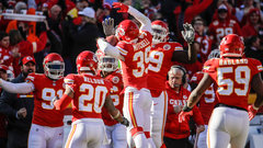 Chiefs defence and offence compliment each other in win