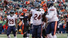 NFL: Bears 33, Bengals 7