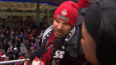 Vanney on championship parade: 'For me, this is the best part'