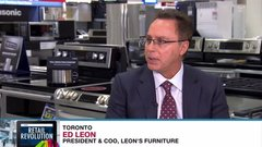 Sears Canada's demise gives Leon's Furniture 'an immediate lift'