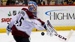 NHL: Avalanche 2, Penguins 0