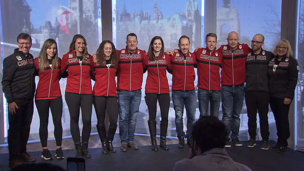 Homan, Koe thrilled to get chance to represent Canada at Olympics