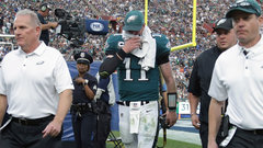 Does Wentz's injury shift balance of power in NFC?