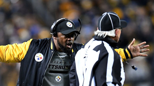 NFL: Ravens 38, Steelers 39