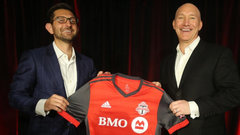 Bezbatchenko: Bradley, Giovinco & Altidore genuinely love Toronto