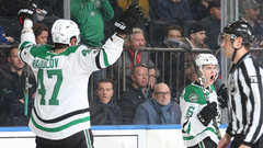 NHL: Stars 2, Rangers 1 (SO)