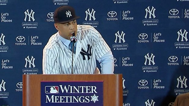 Stanton drawn to the 'hunger' in New York