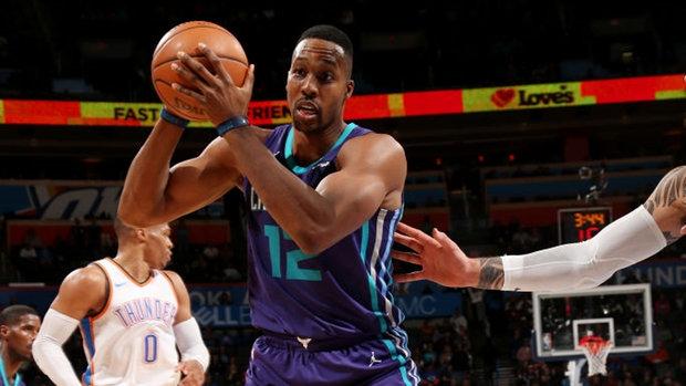 NBA: Hornets 116, Thunder 103