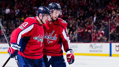 NHL: Avalanche 2, Capitals 5